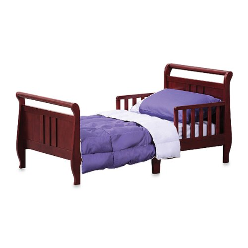 Cherry Belta Ruby Toddler Bed front-979611