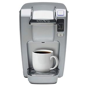 Keurig Coffee Maker K10 Manual : Amazon.com: Keurig K10 Mini Plus with 6-ct Variety Pack - Platinum: Mugs: Kitchen & Dining