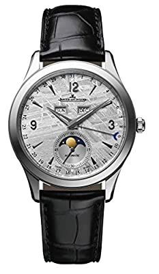 Jaeger LeCoultre Master Control Meteorite Dial Automatic Mens Watch Q1558421