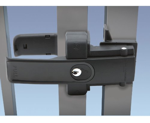 Lokklatch Magnetic Key Lockable Dual Sided Security