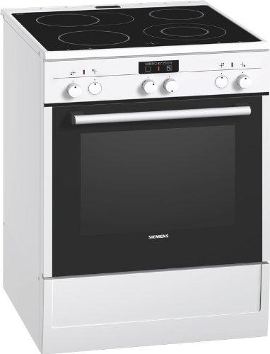 Günstige Siemens HC724220 Standherd / A / Kochfeld: Ceran / Herdfarbe: weiß / eco Plus / 3D-Heißluft plus