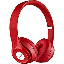 Fadedge Beatz S460 Wireless Headphones (Red)