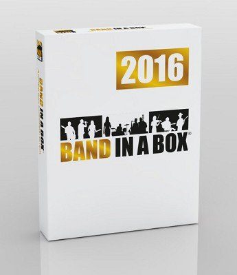 Band in a Box 2016 UltraPlusPAK - Windows