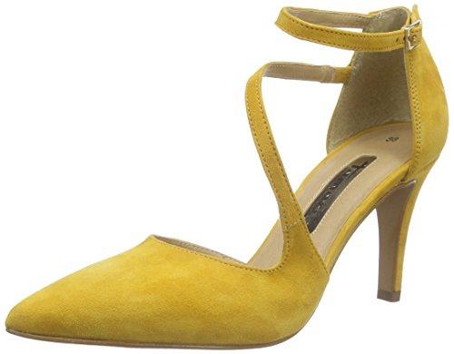 Tamaris24423 - Scarpe con Tacco Donna , Oro (Gold (SUN 602)), 38