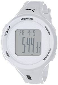 PUMA Women's PU911042002 Step Pedometer Watch from PUMA