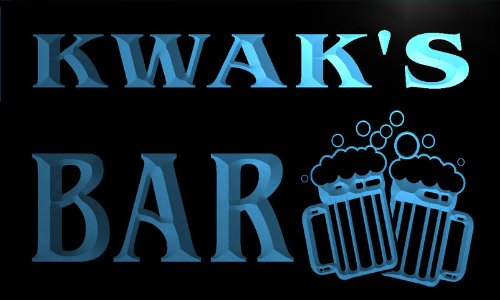 cartel-luminoso-w008280-b-kwak-name-home-bar-pub-beer-mugs-cheers-neon-light-sign