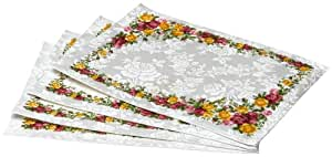 Old Country Rose Placemat Set of 4