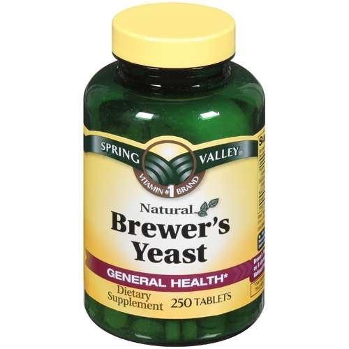 Brewers yeast pills breastfeeding
