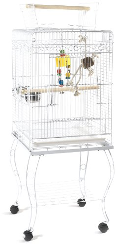 Liberta Gama Parrot Cage, 145 x 51 x 51 cm, Small