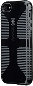 Speck Products CandyShell Grip Case for iPhone 5 & 5S  - Black/Slate Grey