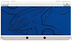 ポケモンセンター限定 Newニンテンドー3DS本体 カイオーガ エディション オリジナルショッパー特典付き