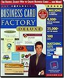 New Nova Development Corp Business Card Factory Deluxe 2.0