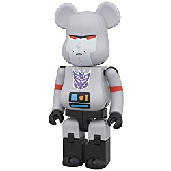 BE@RBRICK × TRANSFORMERS MEGATRON