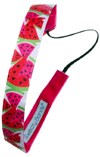 Sweaty Bands - Watermelon Crawl - #1 Fitness Headband!