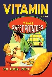 Vitamins In Yams
