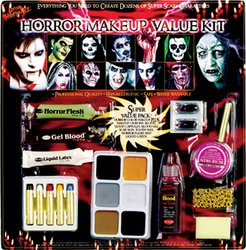 Best Halloween Horror Makeup Value Kit