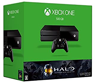 Xbox One 500GB (Halo: The Master Chief Collection 同梱版) 5C6-00098