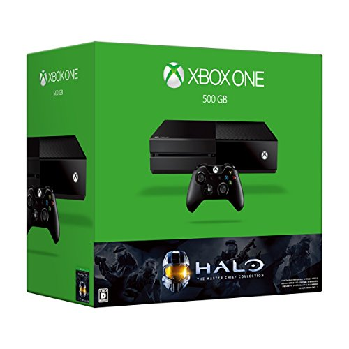 Xbox One 500GB (Halo: The Master Chief...