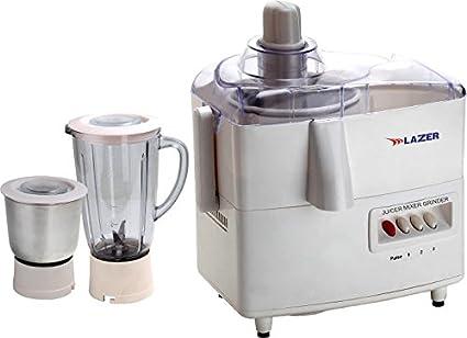 Lazer Sensation 500W Juicer Mixer Grinder Image