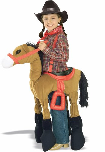 Forum Novelties Children's Costume Ride A Pony - Brown
