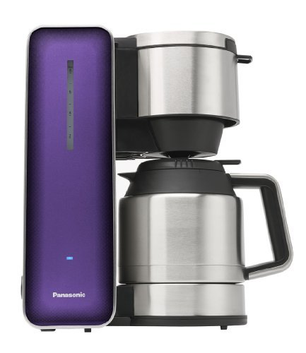 8 cup Coffee Pot Violet