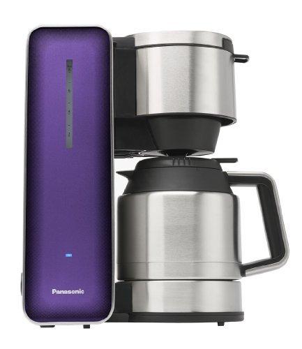 8 cup Coffee Pot Violet