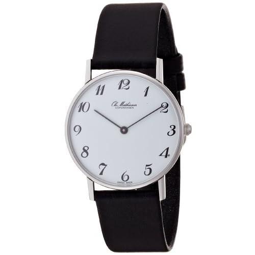 [オーレ・マティーセン]OLE MATHIESEN 腕時計 ARABIA.WHITE DIAL OM3.33 OM3.33 【正規輸入品】