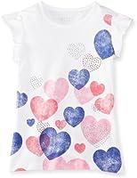ESPRIT T-shirt  Col ras du cou Manches courtes Fille