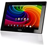 Xoro MegaPAD 1332 33,8 cm (13,3 Zoll) Tablet-PC ohne Akku (ARM Cortex A9 RK3188, 1,6GHz, 1GB RAM, 16GB SSD, IPS Multi-Touch Panel, VESA 100, Wireless-LAN, Bluetooth 3.0, Android 4.4 Touchscreen) schwarz