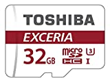 東芝 EXCERIA microSDHC 32GB 90MB/s U3対応 THN-M302R0320C2 [並行輸入品]