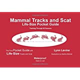 Mammal Tracks and Scat: Life-Size Pocket Guide