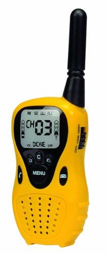 Dickie Toys Walkie Talkie Easy Call - kids' walkie talkies (Cualquier género, 6R61, Digital)