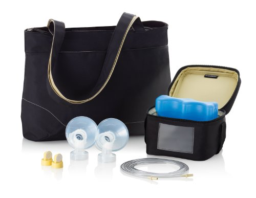 Medela Breastpump Shoulder Bag (Medela Personal Double Pump compare prices)