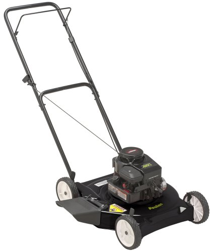 Poulan 20-inch 450 Series Briggs & Stratton Gas Powered Side Discharge Lawn Mower (CA Compliant) #PO450N20SX