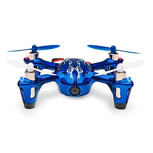 Tekstra-Hubsan-X4-H107C-Quadcopter-Drone-with-HD-Camera-Cobalt-Blue