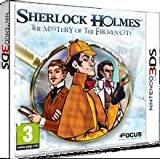 Sherlock Holmes - Mystery of the Frozen City 3DS