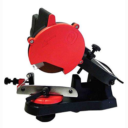 Precision Adjustment Electric Chain Saw Sharpener