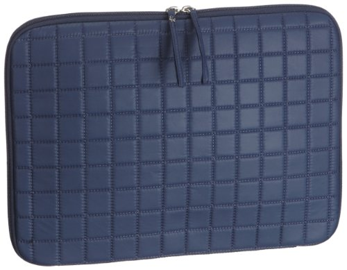 Flip Flop PC Cover L Laptop Bag Womens Blue Blau (deep night 032) Size: 6x10x12 cm (B x H x T)