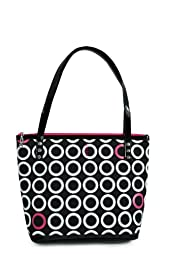Koko Donna Lunch Bag (Pink Rings)