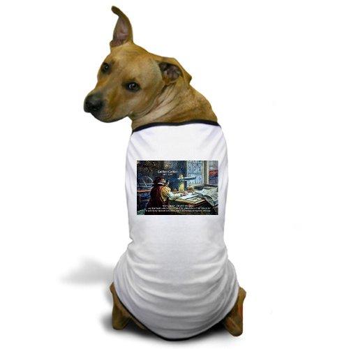 Cafepress Stubborn Resistance Galileo Dog T-Shirt - Xl White [Misc.]