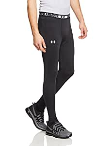 Under Armour Herren Hose HG Sonic Comp Leggings, Black, S