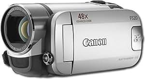 Canon FS20 8GB Digital Video Camcorder Silver