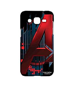 Avengers Logo - Sublime Case for Samsung J2