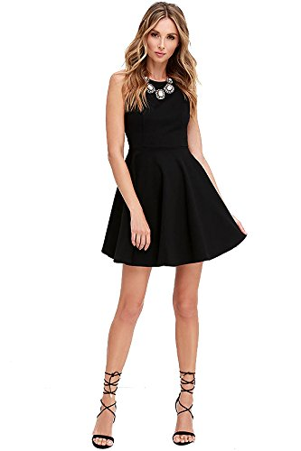 Klatch-by-Fabrica-Womens-Fit-Flare-Dress