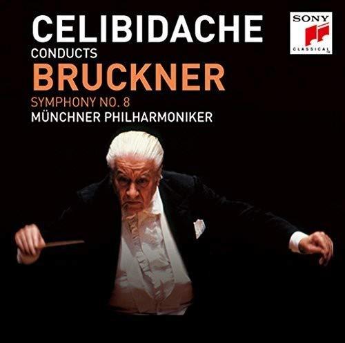 CD : SERGIU CELIBIDACHE - Bruckner: Symphony No. 8