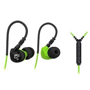 Amazon.com: MEE audio Sport-Fi S6P Memory Wire In-Ear Headphones with