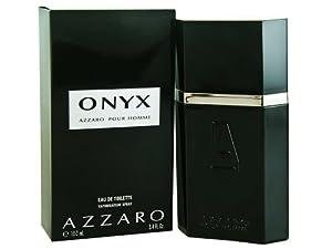 Azzaro Onyx By Azzaro For Men. Eau De Toilette Spray 3.4 Ounces