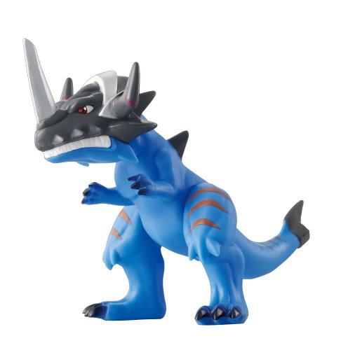 Digimon JAPANESE Xros Wars 5 Inch PVC Figure with Chip Greymon - 1