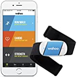 Wahoo Fitness Herzfrequenzgurt für iPhones und Android Smartphones