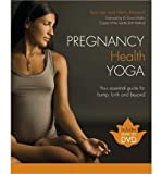 Tara Lee [ Pregnancy Health Yoga: Your Essential Guide For Bump, Birth And Beyond [With Dvd] ] By Lee, Tara (Author) [ Mar - 2013 ] [ Paperback ]